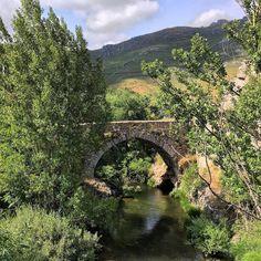 Puente de Villanueva de La Tercia #León