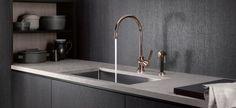Des éviers et robinets qui allient pratique et esthétique | Travaux.com