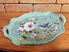 Pintura de madera, hecho a mano, decoupage, pintura en madera, hecho a mano, decoupage,: