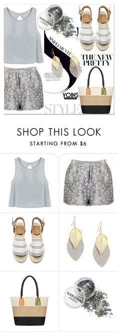 """""""FASH STYLE x YOINS"""" by gigi-lucid ❤ liked on Polyvore"""