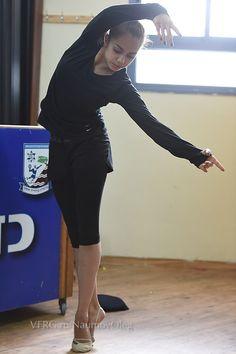Margarita MAMUN (RUS) Training