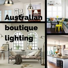 Lighting fixtures are important in order to provide illumination in the house. It also offers appealing designs that can make houses more comfortable. Australian Lighting, Home Improvement, Houses, Design, Home Decor, Homes, Decoration Home, Room Decor