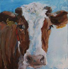 Tineke Hoepman, Koeien schilderijen,