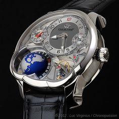 Greubel Forsey - GMT