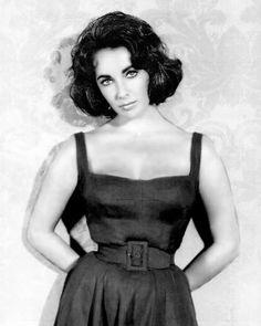 Vintage Elizabeth Taylor #CelebrateSparkle