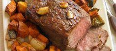 Biggest Loser Easy Breezy BBQ Pot Roast Dinner