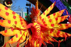 DISNEY'S NEW PARADE COSTUMES!!!  Festival of Fantasy parade preview at Walt Disney World by insidethemagic, via Flickr  (This is a Lion fish. Oh my, I want this costume!!!)