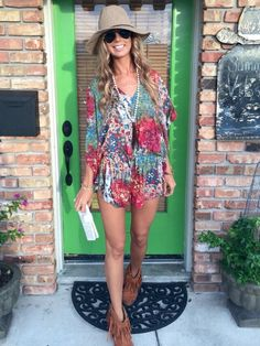 Red Sea Playsuit