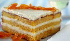 Da non perdere la ricetta della torta fredda con carote e mandorle, una vera delizia per fare felici ospiti e famiglia