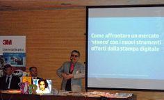 Edoardo Elmi (Guandong), Dario Morelli (HP), Fulvio Rohrer (3M) - HP Latex Tour 2014 - Verona