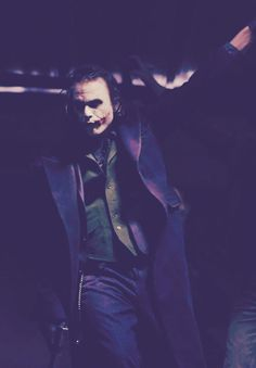 It's not about the money. It's about sending a message.-Joker