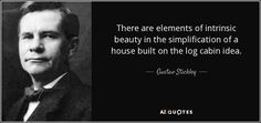 TOP 6 QUOTES BY GUSTAV STICKLEY | A-Z Quotes