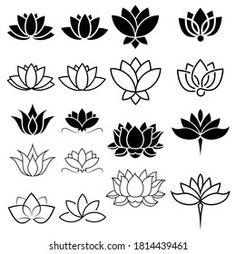 Henna Tattoos, Sleeve Tattoos, Lotus Tat, Pen Designs, Tattoo Sister, Henna Drawings, Black White, Ink Art, Tattos