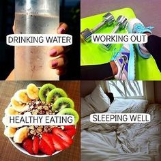 Healthy lifestyle....my philosophy is making money without your health is foolish....  www.dftliving.com