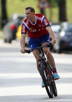 Manuel Neuer Passion - 20140918 regenerative training