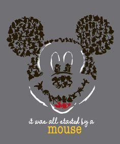 Mickey Mouse <3