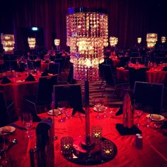 Our crystal New Yorker Shades dazzling guests at event we did at the Pullman in St Kilda #centerpieces #crystalcenterpieces #eventcenterpiece #venuedecorationmelbourne #eventedesignersmelbourne #eventthemingcompaniesmelbourne #decorations #decor #eventdecorations #melbourne #melbournevenues #decoritevents  - www.decorit.com.au (59)