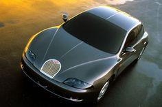 OG |1992 Bugatti EB112 | Full-size Epowood mock-up
