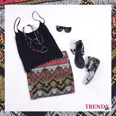 ETHNIC SKIRT @ Trendiyart.com Ethnic, Skirts, Outfits, Art, Style, Outfit, Skirt, Kunst, Clothes