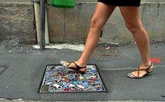 Street Art Tombini