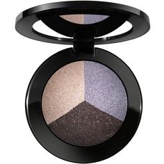 Vincent Longo Cosmetics Topaz Dream Diamond Trio Eye Shadow ($14) ❤ liked on Polyvore featuring beauty products, makeup, eye makeup, eyeshadow, mineral eye shadow and mineral eyeshadow