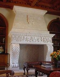 A guide to exceptional fireplace designs, traditional and non-traditional, and innovative design ideas for creating your own unique fireplace.