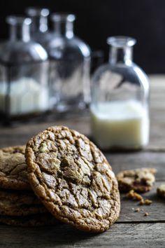 The Best Chocolate Chip Cookies | Amerikanske Cookies