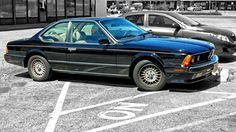 A Very Clean BMW.