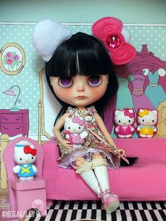 Hello Kitty Kat! by china-lilly *no FMs*, via Flickr