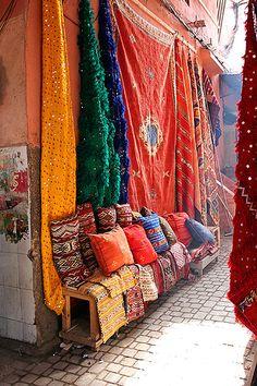 Morocco Colours of Morocco