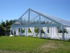 tenda transparente para casamento - Pesquisa Google