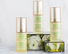 Tata Harper's SuperNatural Collection: antiaging results delivered without a drop of synthetic chemicals.