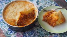 pollish style shepherd's pie /  shepherd's pie po polsku