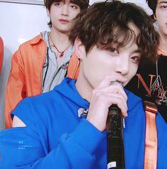 180525 Music Bank BTS (방탄소년단) - Interview // #JUNGKOOK
