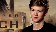 Obsessed with Thomas Sangster and Dylan O'Brien....and  Ki Hong Lee  ...and alll the Maze Runner