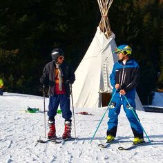 The connection between a guest and an instructor can be amazing. In just a couple of hours a friendship can be built that will last long after the clock has stopped. Ski And Snowboard, Sport, Switzerland, Skiing, Connection, Friendship, Clock, Bike, Couples