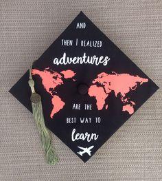 UF grad cap #graduationcap #floridagators #gradcap #travel