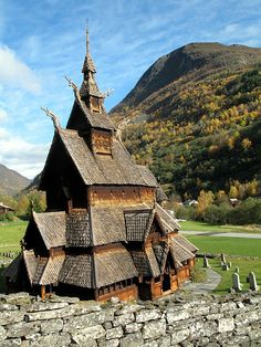 The Wooden Churches of Norway