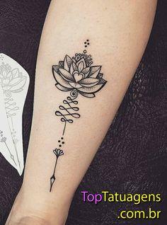 40 tatuagens femininas de rosas