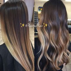 Image result for dark hair balayage #longhaircuts