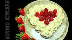 Cum sa faci un tort inimioara fara tava speciala Food Cakes, Cake Recipes, Birthday Cake, Kitchen, Desserts, Youtube, Cakes, Tailgate Desserts, Cooking