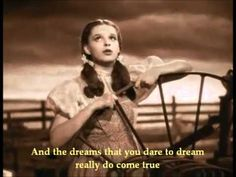 Music Sing, Music Love, Love Songs, Wizard Of Oz Songs, Judy Garland Songs, Compositor Musical, Rainbow Songs, Praise And Worship Songs, Greatest Songs