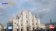 WEB TV STUDIOS: MILANO PIAZZA D'UOMO - WEB TV STUDIOS