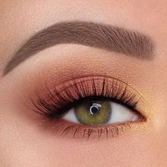 (Anzeige) Sunset Eyes Anastasia Beverlyhills soft hacks for teens girl should know acne eyeliner for hair makeup skincare Makeup Eye Looks, Cute Makeup, Simple Makeup, Easy Makeup, Summer Makeup Looks, Makeup List, Glitter Makeup Looks, Makeup Looks For Green Eyes, Glam Makeup Look