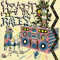 Heart It Races by Dr. Dog