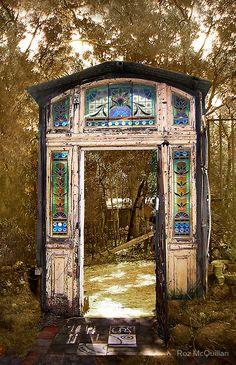 Gateway to Paradise by Roz McQuillan