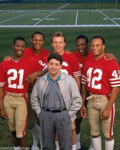 Niners - Oh, the Good Old Days! Superbowl Royalty