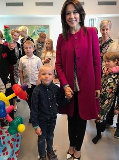 Princess Mary opens Trygfonden's Family House in Aarhus