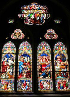 St Mary's, Killarney, Co. Ireland Vacation, Ireland Travel, Kilarney Ireland, Ireland Holiday, Church Windows, Eurotrip, Going Home, Some Pictures, Irish
