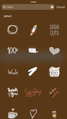 Instagram Story App, Instagram Words, Instagram Emoji, Instagram Editing Apps, Iphone Instagram, Instagram Story Filters, Ideas For Instagram Photos, Creative Instagram Photo Ideas, Instagram Blog